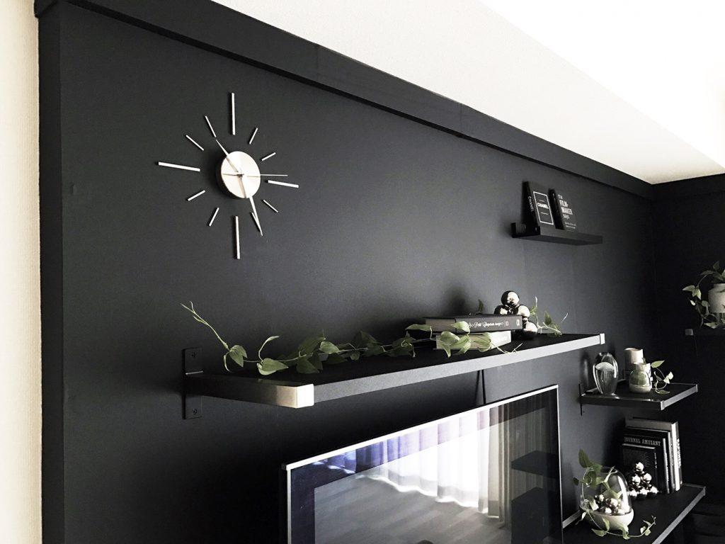 注文住宅風な造作壁の作り方 モダンイズム